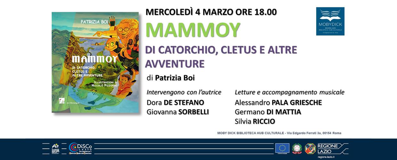 """Psicologia ed ecologia nella Fiaba - """"MAMMOY"""" di Patrizia Boi"""
